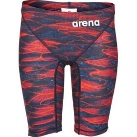 arena Powerskin ST 2.0 LTD Edition Spodenki kąpielowe Dzieci czerwony/niebieski